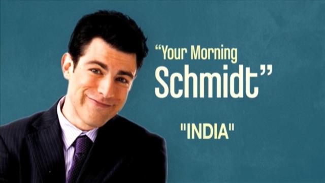 Schmidt New Girl