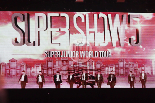 Super Show 5 Manila