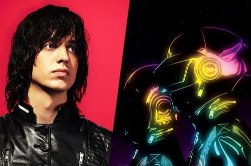 Daft Punk and Julian Casablancas end the year with an electronica bang.
