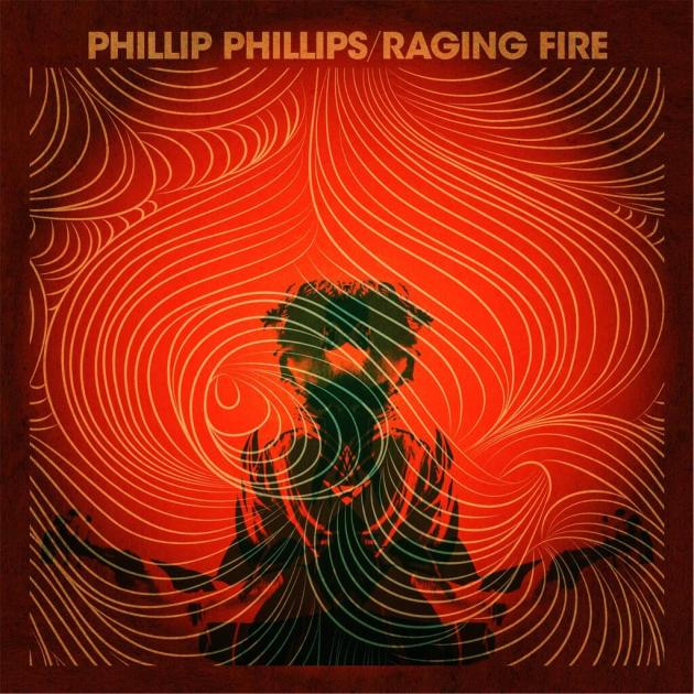 Phillip Phillips releases promising new single, Raging Fire.