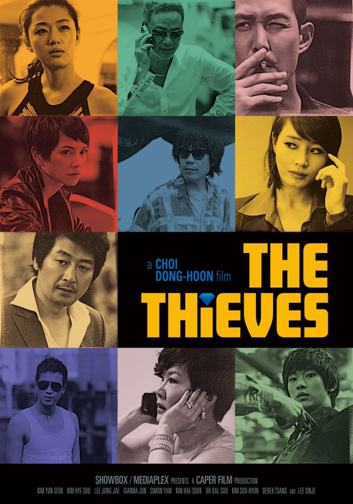 The Thieves Korean Movie