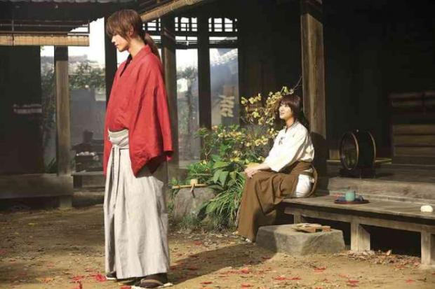 It all ends with a promise. (Rurouni Kenshin: The Legend Ends)